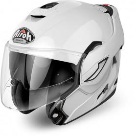 Airoh REV 19 Color White Gloss - open
