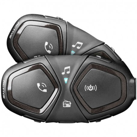 Interphone Active - Interfono - Twin Pack