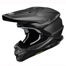 Casco Cross Shoei VFX-WR Nero Matt